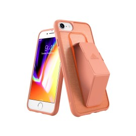 adidas Performance Grip Case FW18 iPhone 8 Chalk Coral