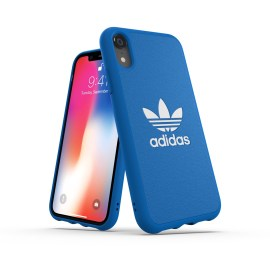 adidas Originals TPU Moulded Case BASIC iPhone XR Bluebird/White
