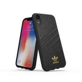 adidas Originals Moulded Case SAMBA WOMAN iPhone XR Black