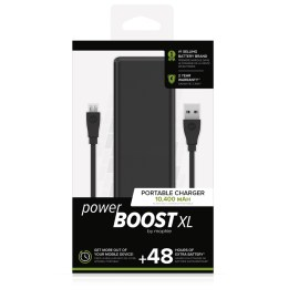 mophie power BOOST XL Black