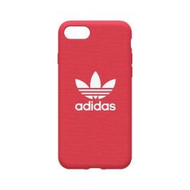 [au+1 Collection Select] adidas Originals adicolor Case iPhone 8 Red