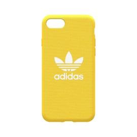 [au+1 Collection Select] adidas Originals adicolor Case iPhone 8 Yellow