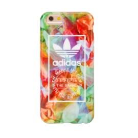 【取扱終了製品】adidas Originals TPU iPhone 6 Floral