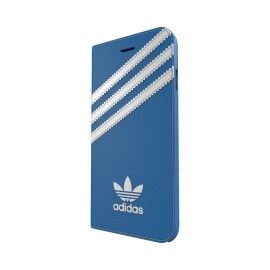 adidas Originals Booklet iPhone 7 Bluebird/White