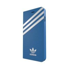 【取扱終了製品】adidas Originals Booklet iPhone 7 Plus Blue/White