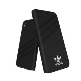 【取扱終了製品】adidas Originals Gazelle Booklet Case iPhone X Black/White