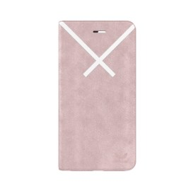 adidas Originals XBYO Booklet Case iPhone 8 Plus Blanch Purple