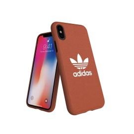 adidas Originals adicolor Moulded Case iPhone X Shift Orange