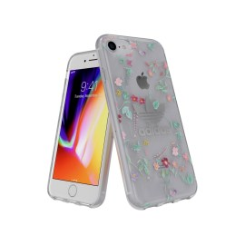 adidas Originals Clear Case Graphic AOP iPhone 8 Colorful