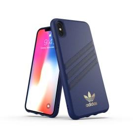 adidas Originals Moulded Case SAMBA iPhone XS Max Blue