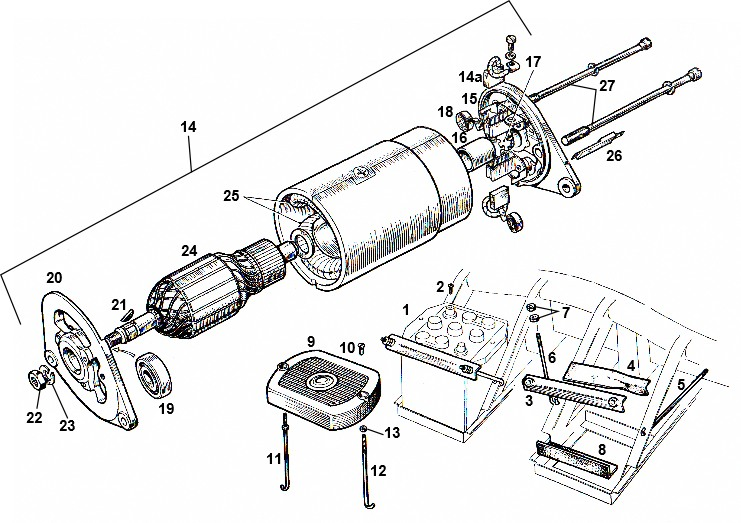 196 mga wiring diagram  wiper schematic wiring diagram  wiring help mga  wiring diagram on