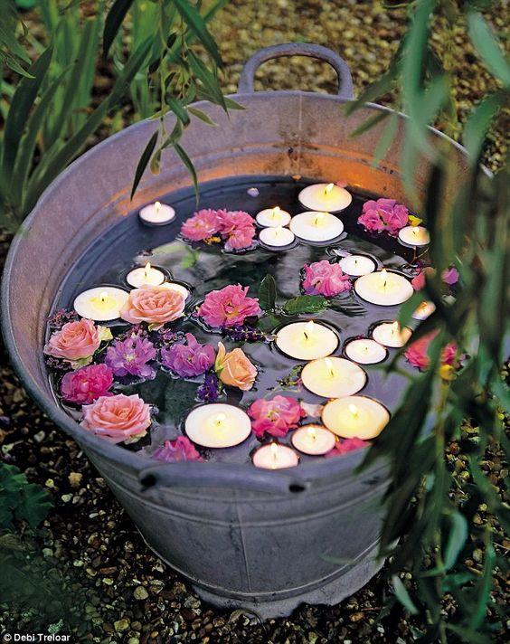 DIY Garden Decoration Ideas Ms Career Girl