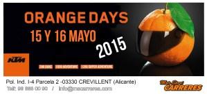 ¡Vuelven los Orange Days!