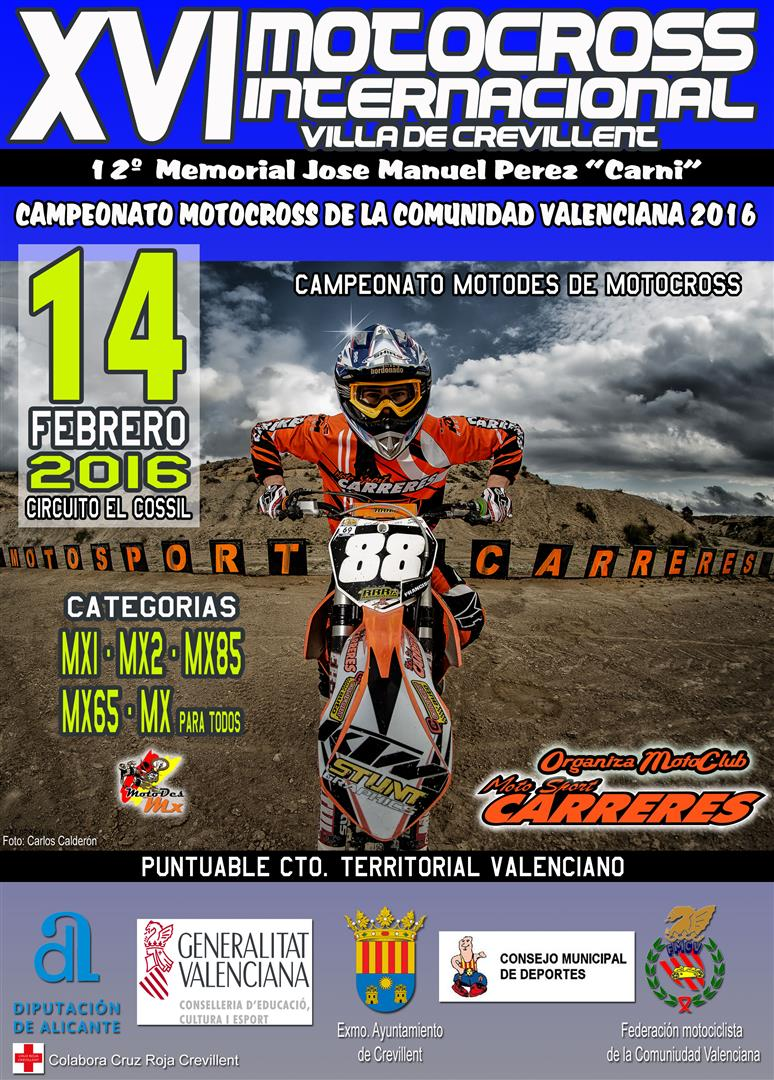 XVI MX Internacional (cartel definitivo)
