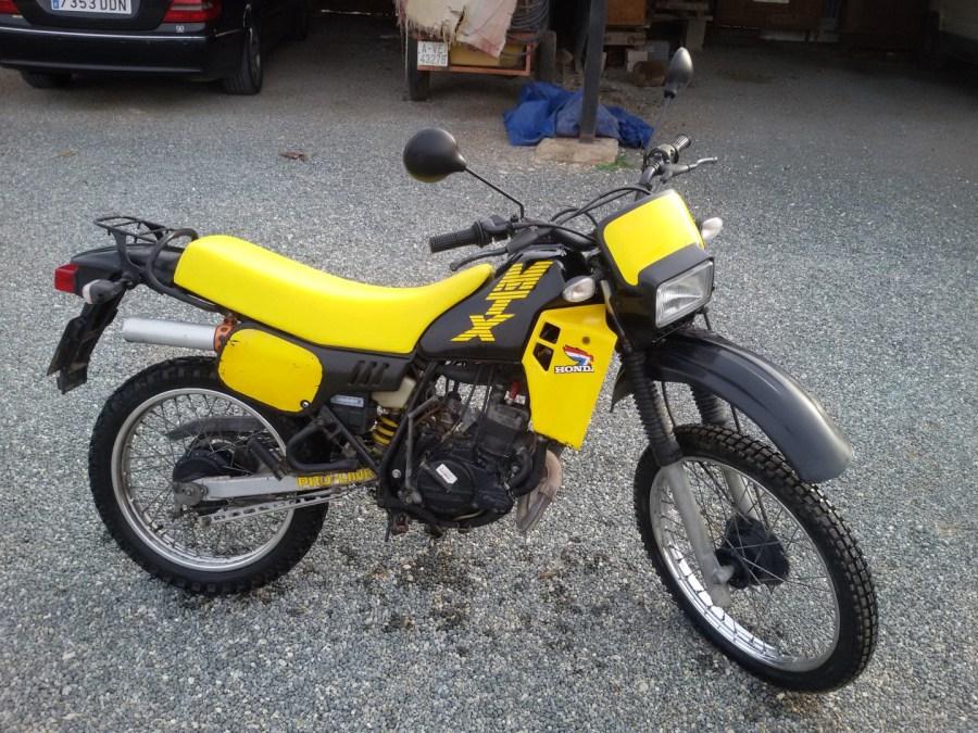 Honda MTX 75cc