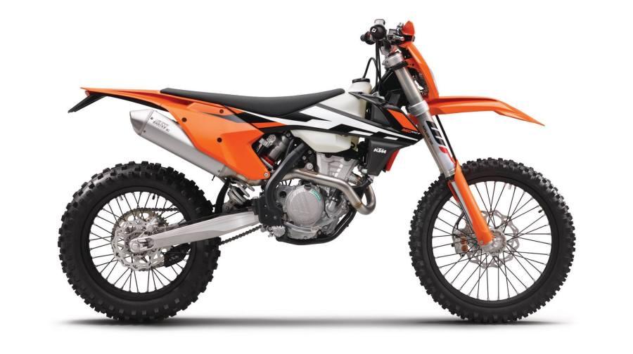 KTM 350 EXC-F´17