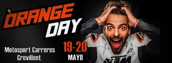 Orange Days KTM 2017 en Motosport Carreres