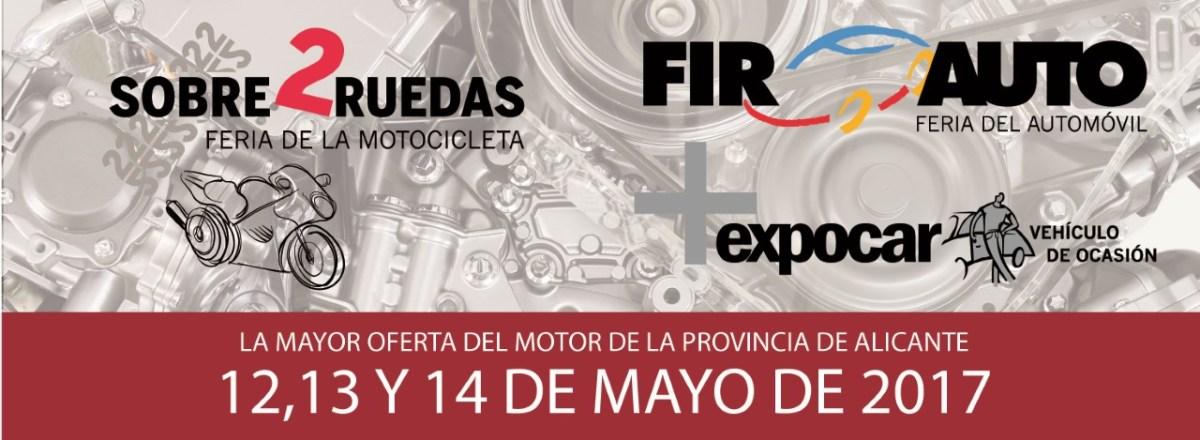 Motosport Carreres estará presente en Firauto Expocar 2017