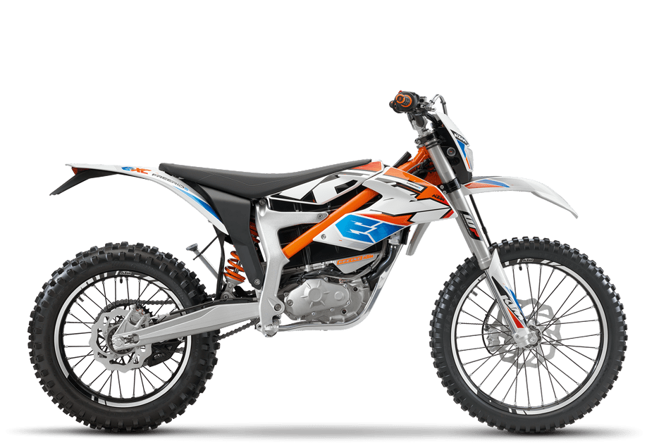 KTM FREERIDE E electric