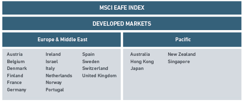 Msci eafe index market allocation also featured rh