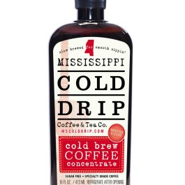 Cold Brew Coffee Concentrate: 16-ounce bottle
