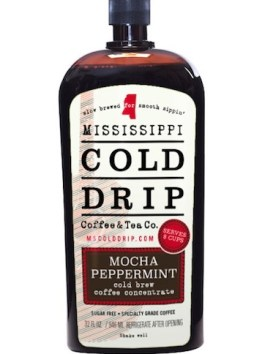 Cold Drip Coffee - Mocha Peppermint