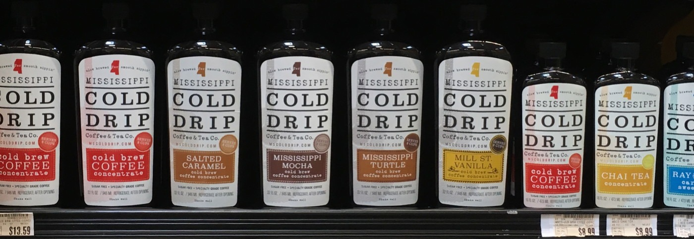 Metro Kroger Stores Now Stocking Cold Drip Flavors!