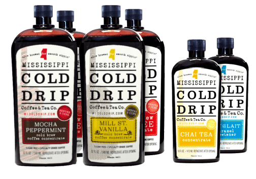 Cold Drip Small Bundle - Mississippi Cold Drip Coffee and Tea