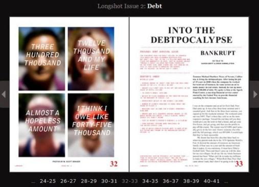 Longshot #2, p. 32 - July 2011
