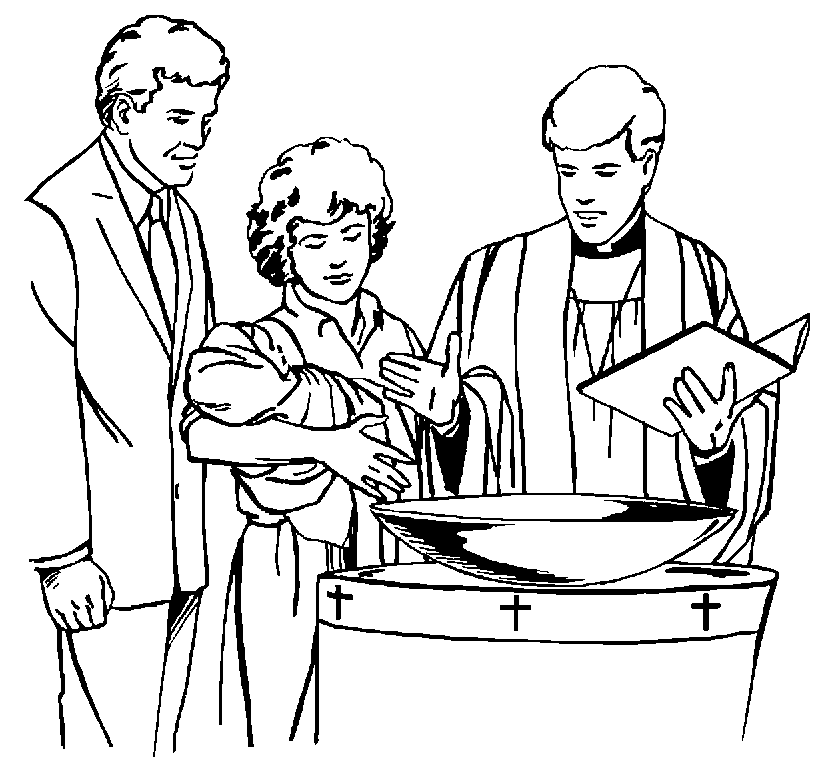 Free sacrament symbols coloring pages