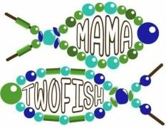 Mama Twofish logo