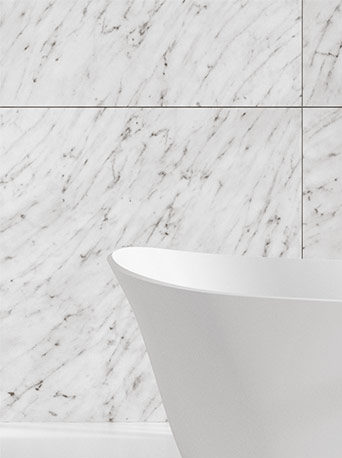 shower wall panels that look like tile