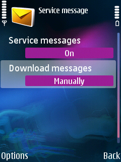 Download Messafe Manually