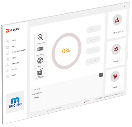 M-Secure, All About Security