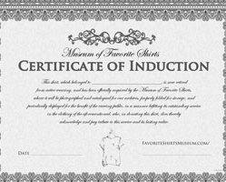Certyfikat 23