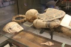 Znaczenie snu mumia