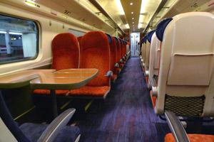 Znaczenie snu przedział w wagonie kolejowym