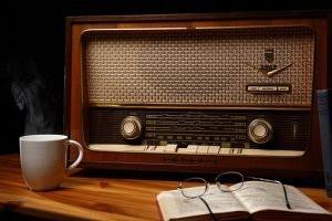 Znaczenie snu radio