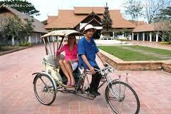 Znaczenie snu rower trzykołowy