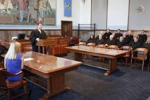 Znaczenie snu sędziowie przysięgli