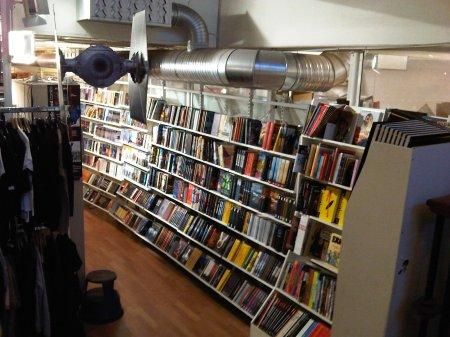 Science Fiction Bokhandeln / Stockholm