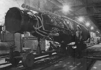 Meşhur V2 roketinin motoru