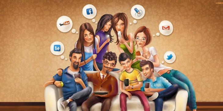 sosyal alem