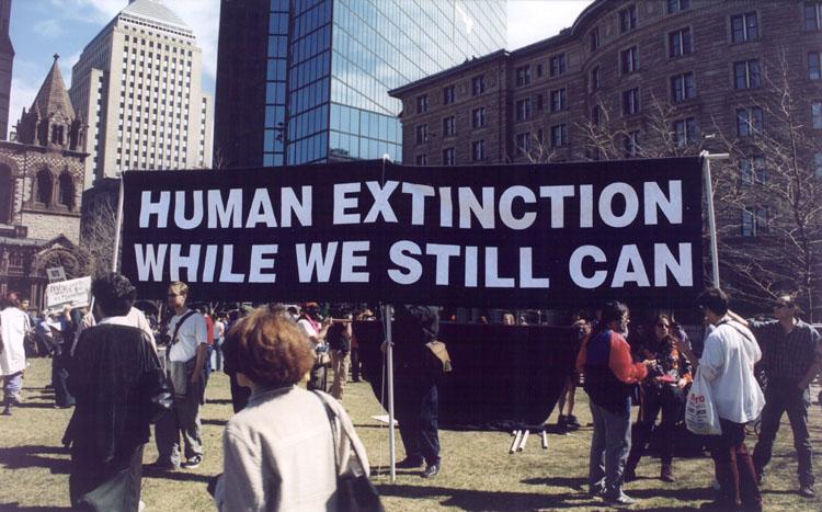 """""""Yapabiliyorken insanlığın soyunu kurutalım"""""""
