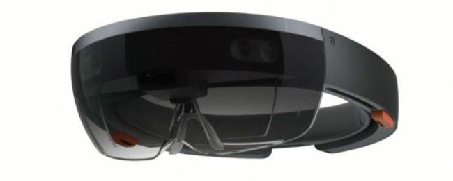 HoloLens böyle bir şey.