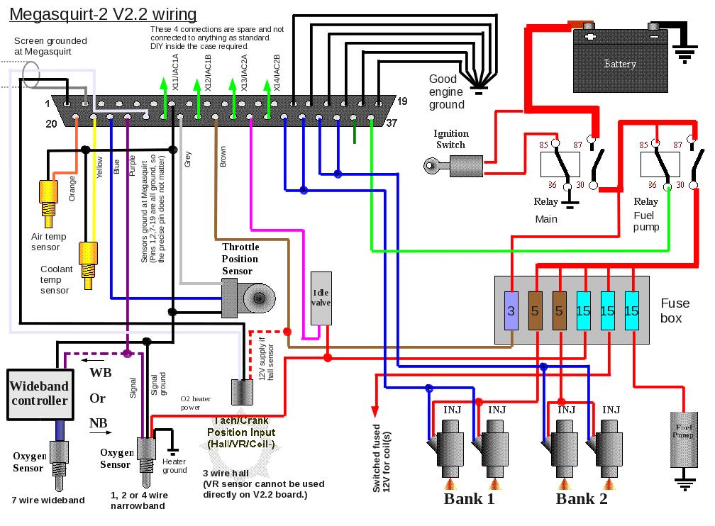 rabbit harness wiring