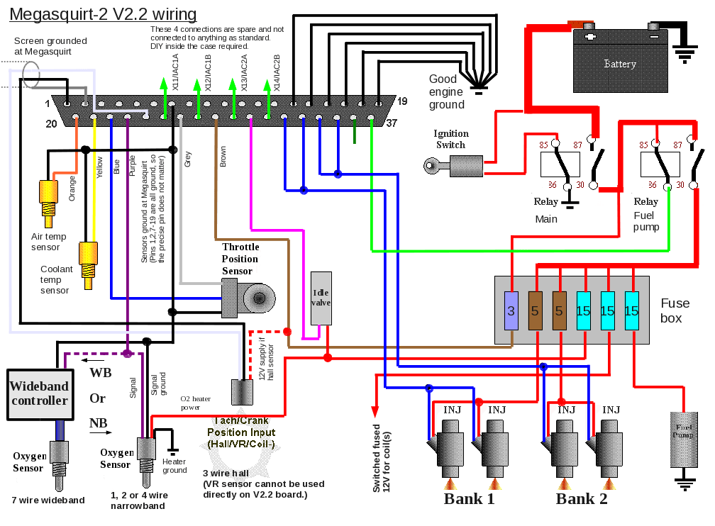 megasquirt 2 wiring diagram rheem external layouts diyautotune offer a harness adapter that can be used to more easily integrate the loom your existing