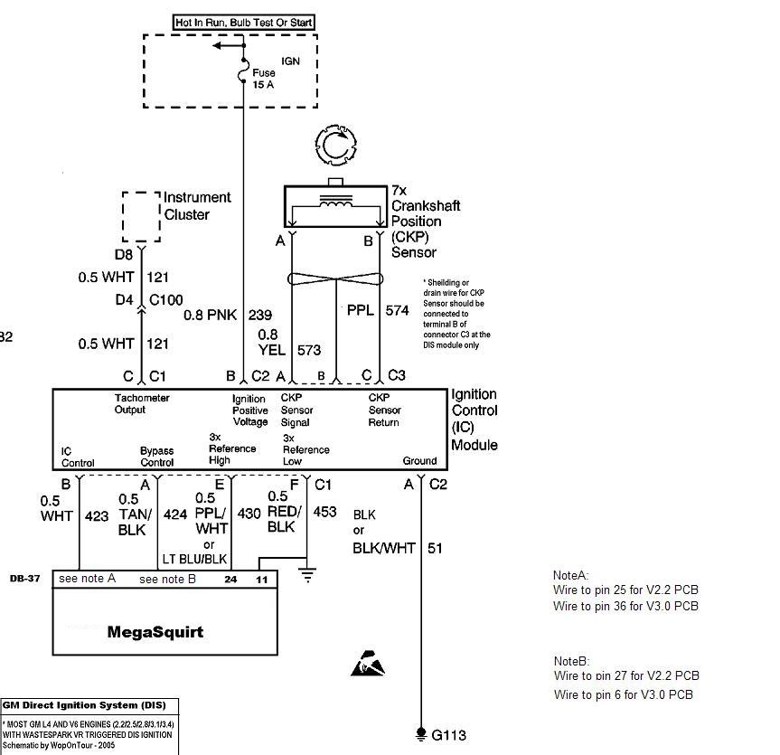 ignition coil distributor wiring diagram three way switch schematic ms1 extra hardware manual