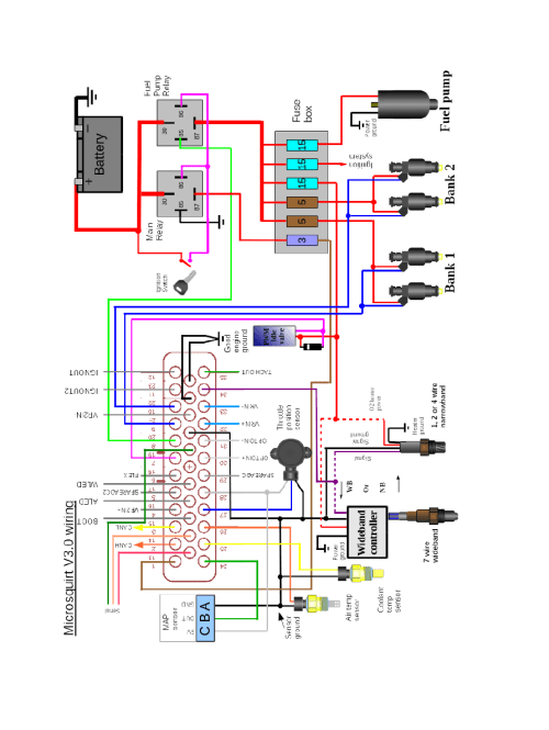 small resolution of 94 ford probe 2 0l wiring diagram