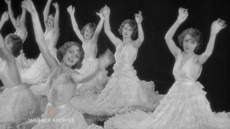 Dames Musical Busby Berkeley